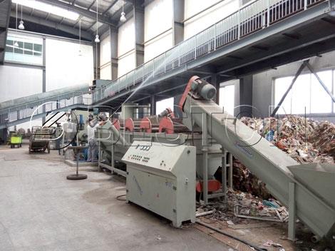 Solid Waste Management Plant