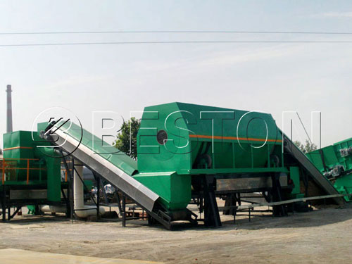 Garbage Sorter Machine