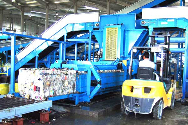 Waste Segregation Machine