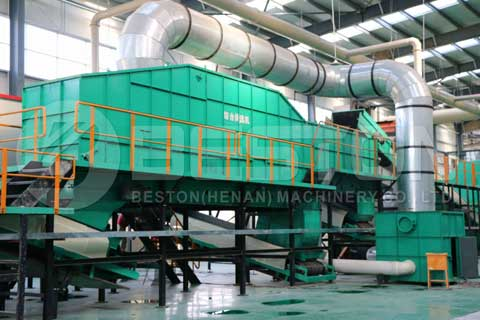 Recycling Sorting Machine